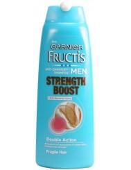 Fructis Strength Boost Men Szampon Przeciwłupieżowy Wzmacniający dla Mężczyzn 250 ml