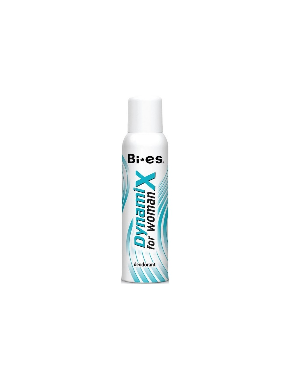 Bi-es Dynamix for Woman Damski Dezodorant Spray 150 ml