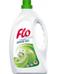 Flo Żel do Prania White Gel 4w1 Hybrid 2 L