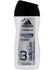 Adidas Adipure Żel pod Prysznic dla Mężczyzn 250 ml