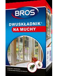 Bros Dwuskładnik Na Muchy 40g+40ml – zwalcza owady latające