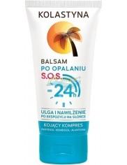Kolastyna SOS Ulga i Nawilżenie 24h Balsam po Opalaniu 150 ml