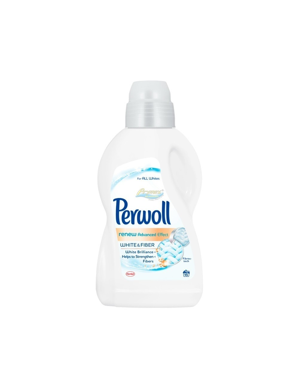 Perwoll Renew White & Fiber Płyn do Prania Tkanin Białych 900 ml