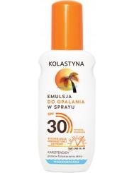 Kolastyna SPF30 Emulsja do Opalania w Sprayu 150 ml