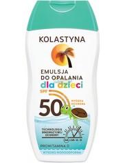 Kolastyna SPF50 Emulsja do Opalania dla Dzieci z prowitaminą D 150 ml
