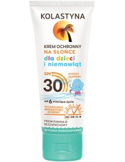 Kolastyna SPF30 Krem Ochronny na Słońce dla Dzieci i Niemowląt 75 ml