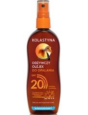 Kolastyna SPF20 Odżywczy Olejek do Opalania 150 ml