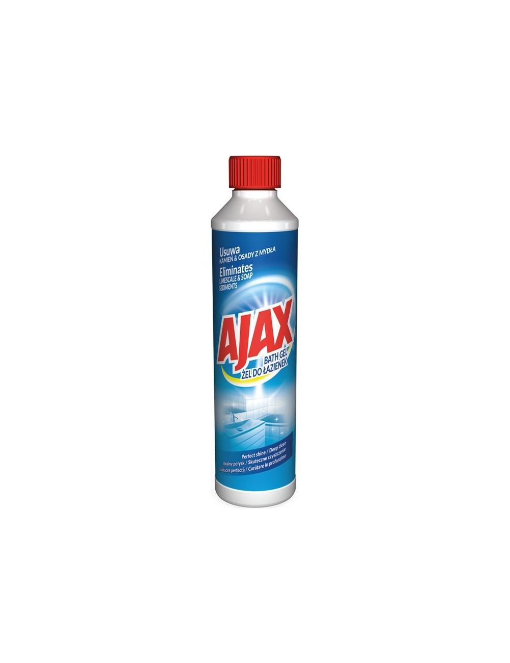 Ajax Żel Do Czyszczenia Łazienek 500ml