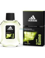 Adidas Pure Game Woda Toaletowa w Naturalnym Sprayu dla Mężczyzn 100 ml