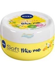 Nivea Soft I Am The Happy Exotic One Krem Nawilżający o Zapachu Tropikalnych Owoców 100 ml