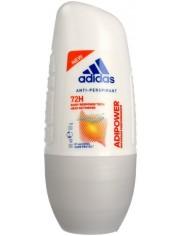 Adidas Adipower 72h Antyperspirant dla Kobiet w Kulce 50 ml