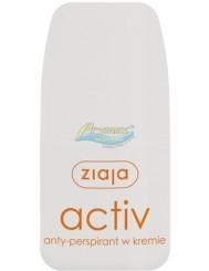 Ziaja Activ Antyperspirant w Kremie dla Kobiet 60 ml