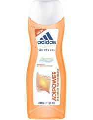 Adidas Adipower Orzeźwiający Żel pod Prysznic dla Kobiet 400 ml