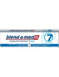 Blend-a-med Complete Protect Fresh Wyjątkowa Świeżość Ochronna Pasta do Zębów 100 ml