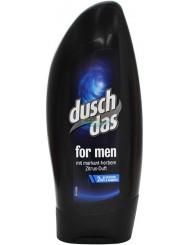 Dusch Das for Men 2-w-1 Niemiecki Szampon i Żel pod Prysznic dla Mężczyzn 250 ml