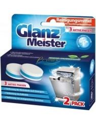 Glanz Meister Reinigungsmittel Czyścik do Zmywarki w Tabletkach 2 szt