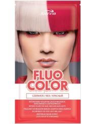 Joanna Fluo Color Czerwień Szamponetka Koloryzująca do Włosów 35 g