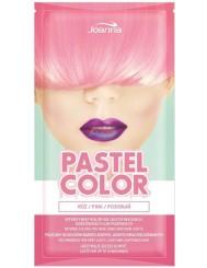 Joanna Pastel Color Róż Szamponetka Koloryzująca do Włosów 35 g