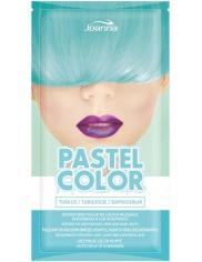 Joanna Pastel Color Turkus Szamponetka Koloryzująca do Włosów 35 g