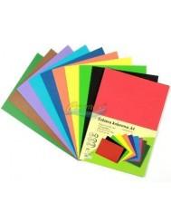 Tektura Kolorowa A4 Mix Kolorów (10 Arkuszy)