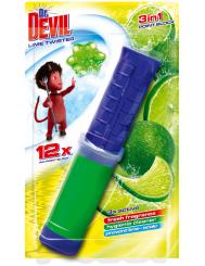 Dr Devil Point Block 3-w-1 Lime Twister Punktowy WC Żel 75 ml