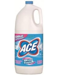 Ace Doble Proteccion Włoski Wybielacz w Płynie do Usuwania Plam z Białych Tkanin 4L