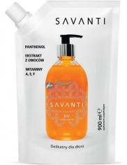 Savanti Joy Brzoskwinia Mydło w Płynie 900 ml