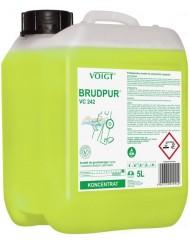 Voigt Brudpur VC 242 Profesjonalny Środek do Gruntownego Mycia i Usuwania Tłustych Zabrudzeń 5 L