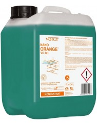 Voigt Nano Orange VC 241 Nowoczesny Zapachowy Środek do Mycia i Pielęgnacji Podłóg 5 L
