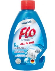 Flo All-in-One Płyn do Czyszczenia Zmywarek 250 ml