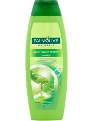 Palmolive Jedwabisty Połysk Szampon do Włosów Normalnych z Aloesem 350 ml