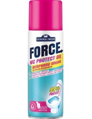 General Fresh Force WC Protect Oil Ochronny Olejek do Muszli Klozetowych Spray 200 ml