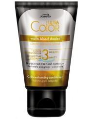 Joanna Ultra Color Koloryzująca Odżywka do Włosów Ciepłe Odcienie Blond 100 g