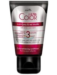 Joanna Ultra Color Koloryzująca Odżywka do Włosów Odcienie Czerwieni 100 g