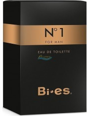 Bi-es No 1 Woda Toaletowa dla Mężczyzn 50 ml