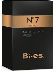 Bi-es No 7 Woda Toaletowa dla Mężczyzn 50 ml