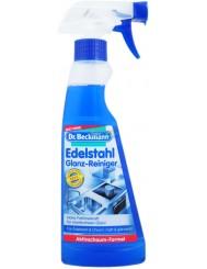 Dr Beckmann Edelstahl Niemiecki Spray do Czyszczenia Stali i Płyt Ceramicznych 250 ml