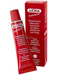 Ajona Stomaticum Niemiecki Koncentrat Pasty Stomatologicznej do Zębów Wrażliwych 25 ml