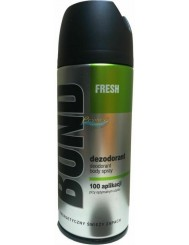 Bond Fresh Dezodorant Spray dla Mężczyzn 150 ml