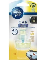 Ambi Pur Car Anti-Tobacco Citrus Wkład do Samochodowego Odświeżacza Powietrza 7 ml