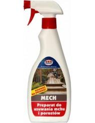 Oro Mech Preparat do Usuwania Mchu i Porostów 500 ml