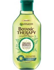 Garnier Botanic Therapy Zielona Herbata Eukaliptus i Cytrus Szampon Oczyszczający i Orzeźwiający do Włosów 400 ml
