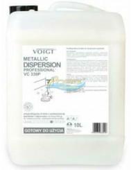 Voigt Metallic Dispersion Professional VC330P Antypoślizgowy Środek do Nabłyszczenia i Zabezpieczania Podłóg 10 L
