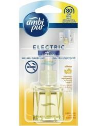 Ambi Pur Electric Anti-Tobacco Citrus Wkład do Odświeżacza Powietrza 20 ml