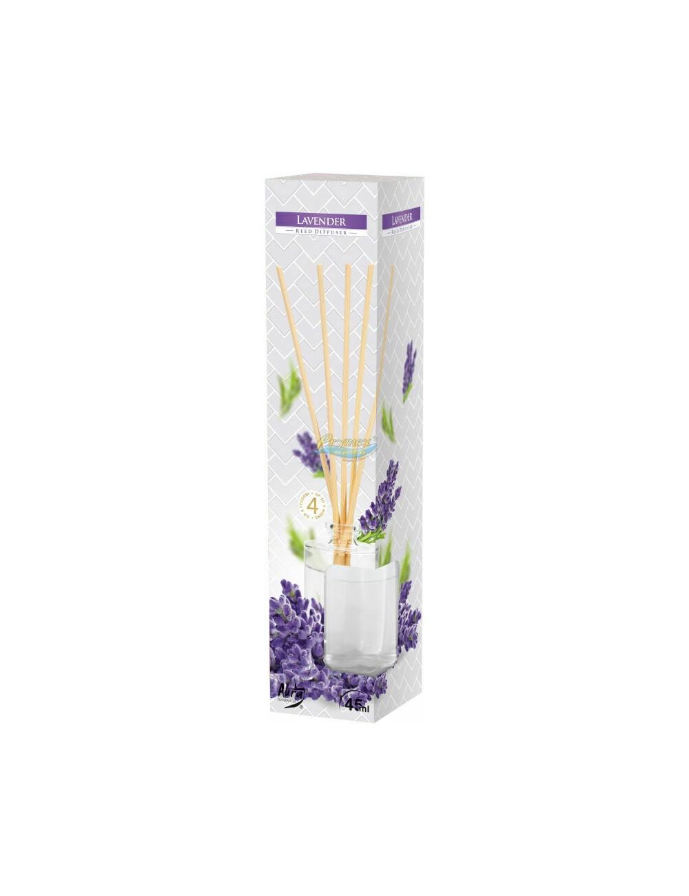 Aura Dyfuzor Patyczki o Zapachu Lawendy 45 ml