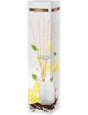 Aura Dyfuzor Zapachowy Patyczki Vanilia 45 ml