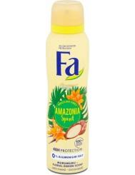 Fa Amazonia Spirit 48h Dezodorant dla Kobiet w Sprayu 150 ml