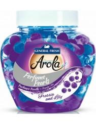 General Fresh Perfume Pearls Frezja i Lilia Pachnące Perełki Żelowe 250 g