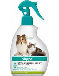 Happs Płyn na Kleszcze i Komary dla Zwierząt 200 ml