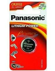 Panasonic Lithium Power Bateria CR2032 3V Lithium 1 szt